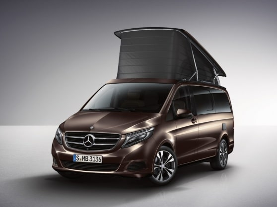Mercedes-Benz Guides App Marco Polo