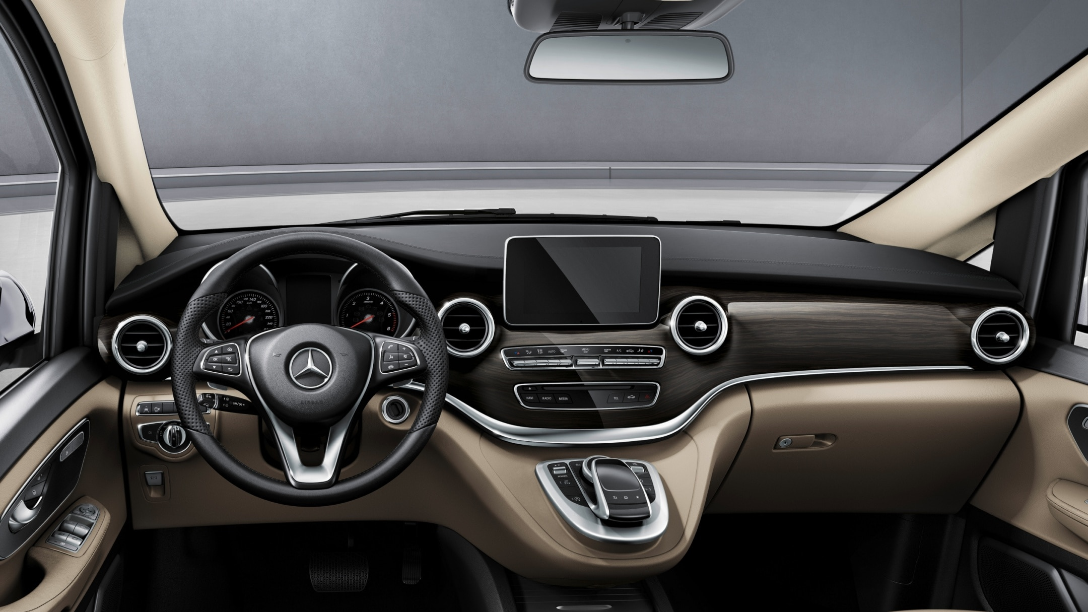 Marco Polo HORIZON, пакет Design Interieur